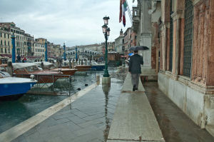 After the Flood, Venice