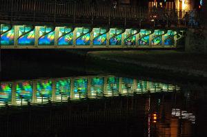 Bridge details, Paris