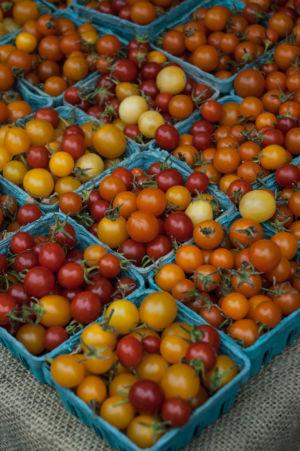 Cherry, Cherry Tomatoes