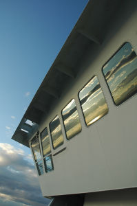 Ferry Clouds