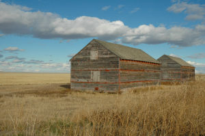 Abandoned in the Prairies
